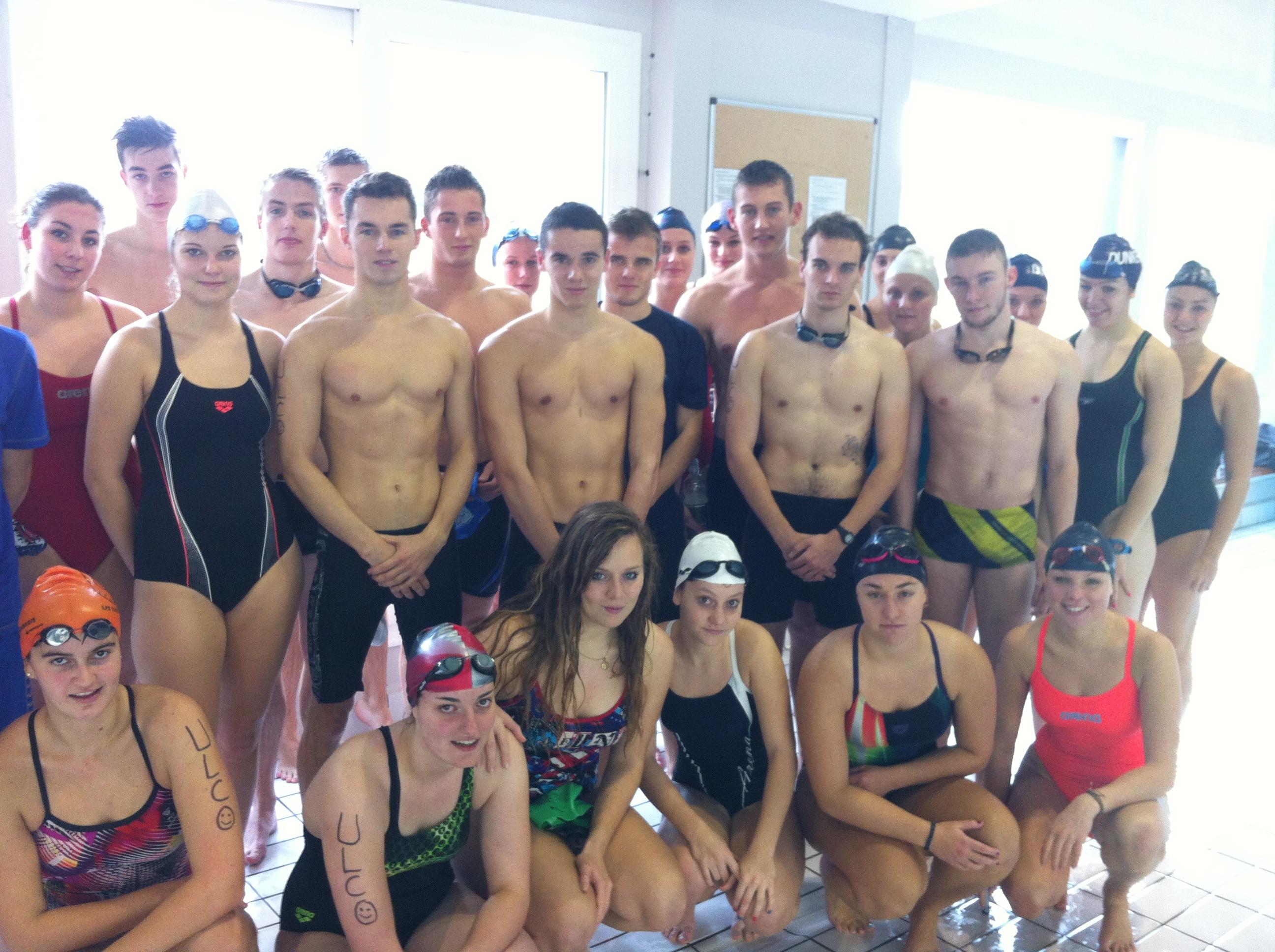 Record natation 2013