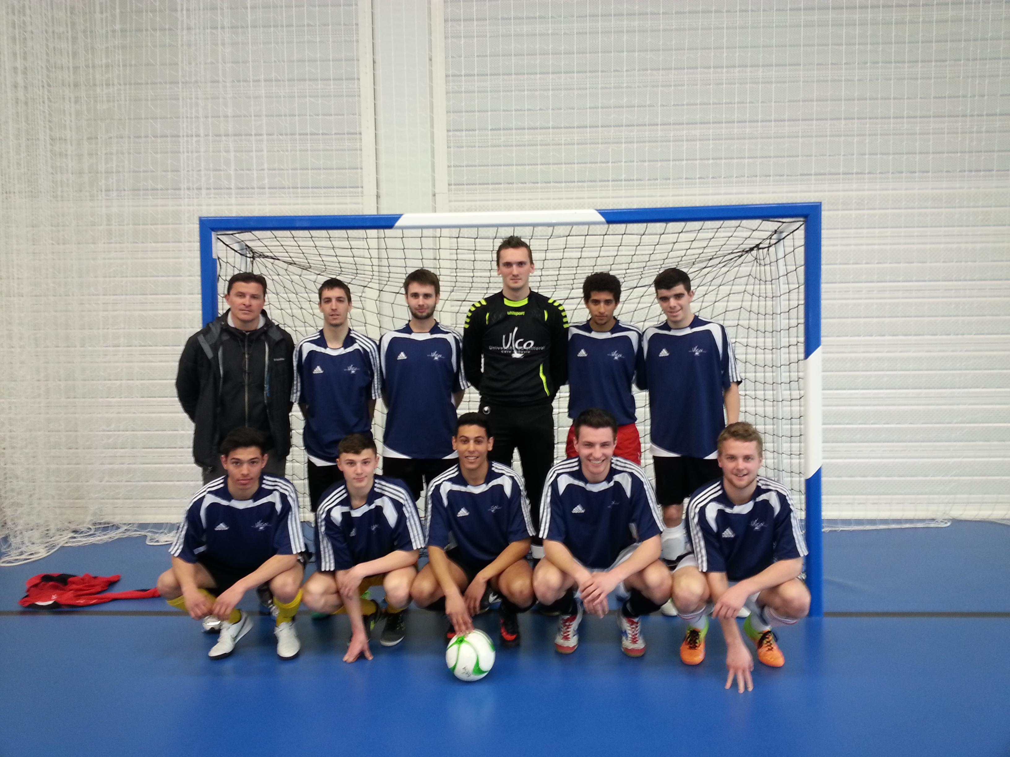 Equipe futsall
