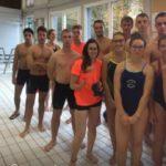 Record de l'heure en natation 2018