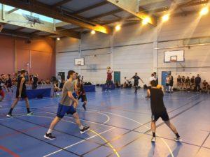 Tournoi Universitaire 3×3 Basket ULCO – Octobre 2019