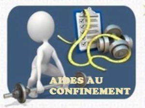 Aide au confinement – #restez en forme